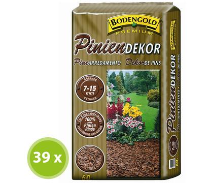 Ziegler Bodengold Piniendekor, 7-15 mm, 39 x 60 Liter