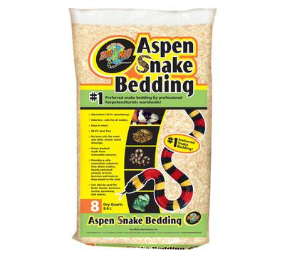 Zoo Med Aspen Snake Bedding Einstreu, 8,8 Liter