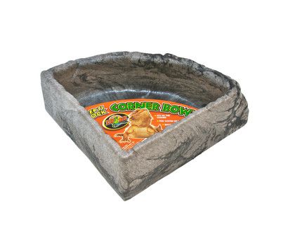ZooMed Terrarienzubehör Repti Rock Corner Water Dish LG