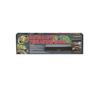 ZooMed Terrariumaufsatzleuchte Naturalistic Terrarium Hood, 46 cm