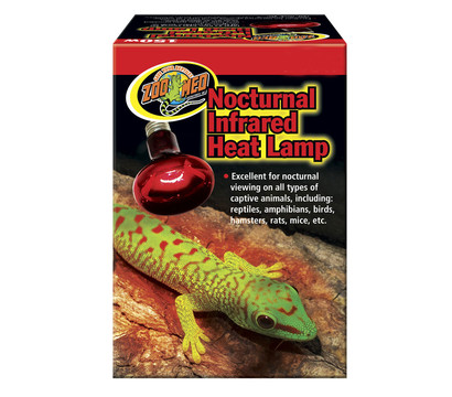 ZooMed Terrariumbeleuchtung Nocturnal Infrared Heat Lamp