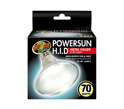 ZooMed Terrariumbeleuchtung PowerSun H.I.D. Metal Halide UVB Lamp