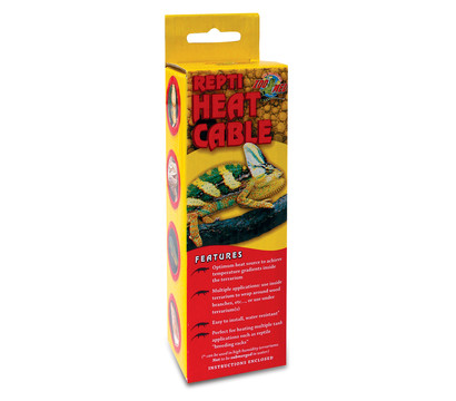 ZooMed Terrariumheizkabel Repti Heat Cable