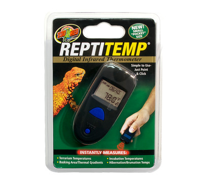 ZooMed Terrariumtechnik ReptiTemp Digital Infrared Thermometer