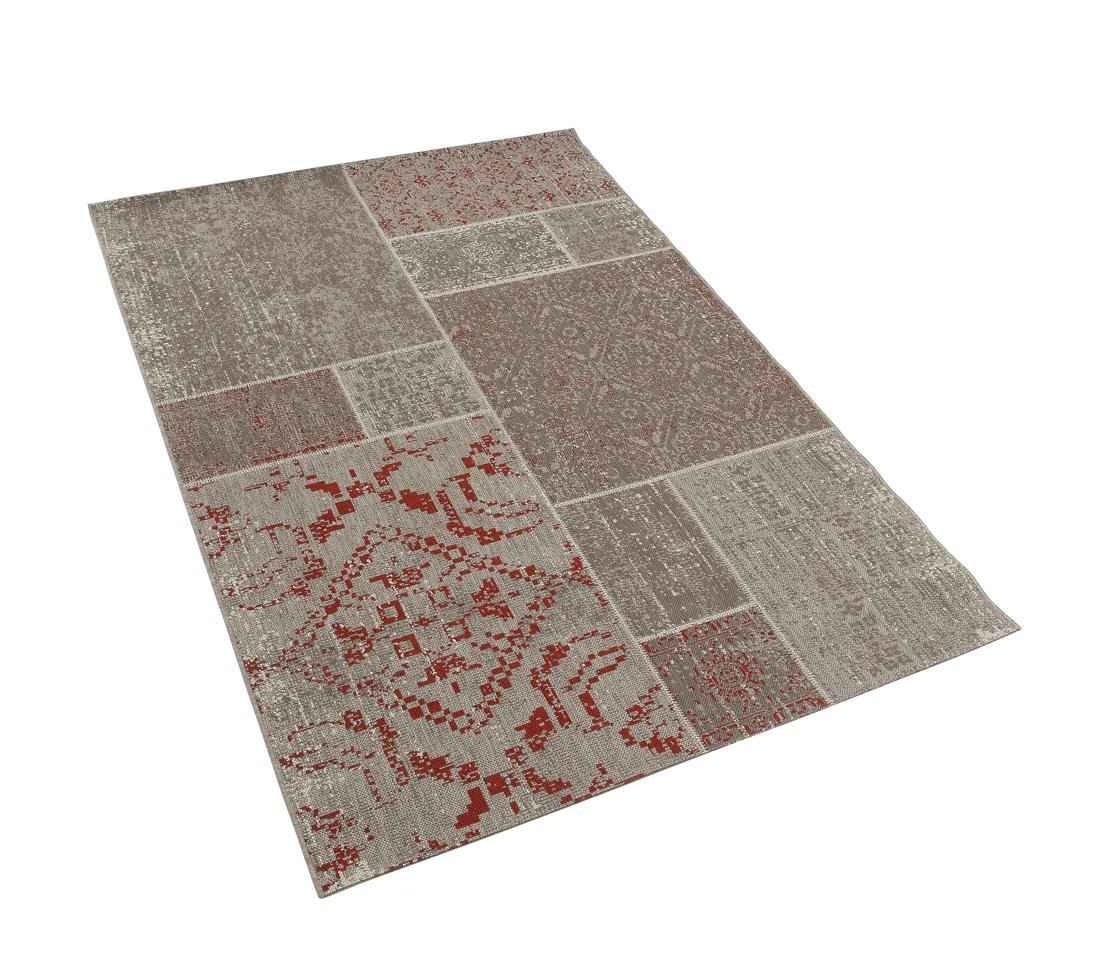 Polypropylen Teppich dehner outdoor teppich gartenteppich vintage ca 230x160cm