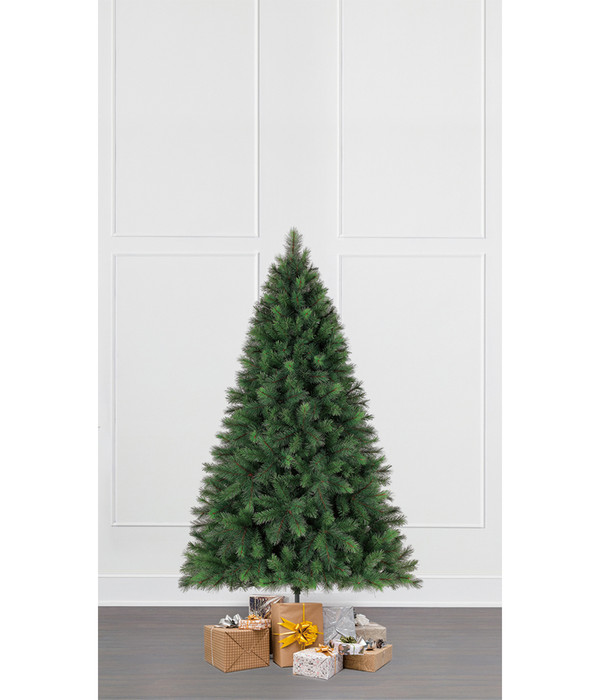 Dehner künstlicher Weihnachtsbaum Tanne 'Eldor', 210 cm