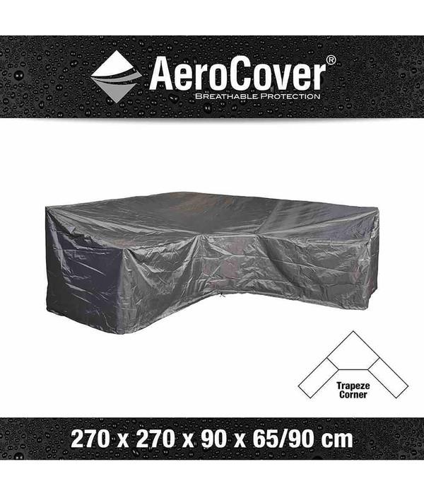 Aero Cover Loungesethülle L-Form, 270x270x90x65/90 cm