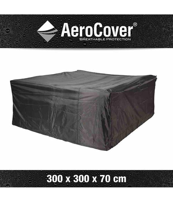 Aero Cover Loungesethülle quadratisch, 300x300x70 cm