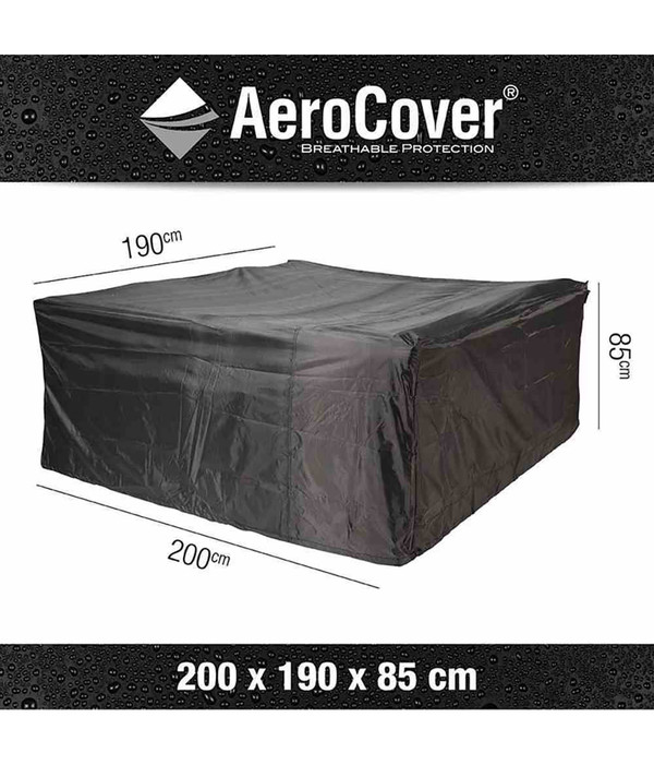 Aero Cover Sitzgruppenhülle, 200x190x85 cm