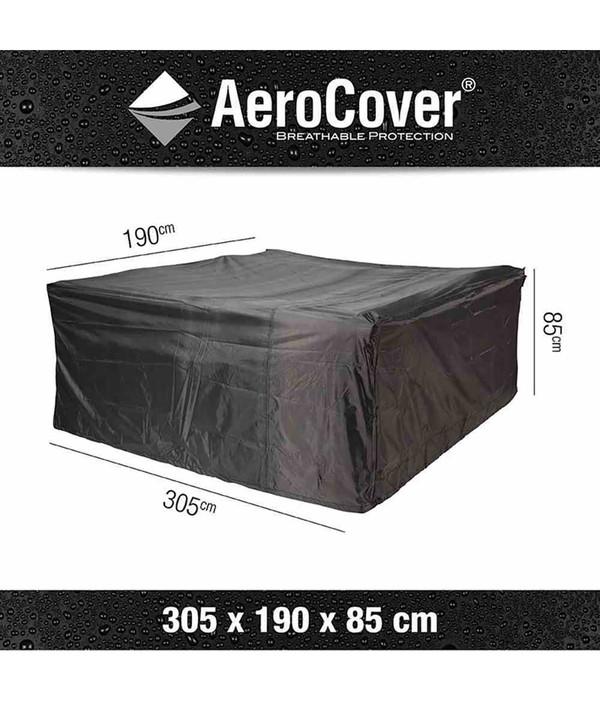 Aero Cover Sitzgruppenhülle, 305x190x85 cm