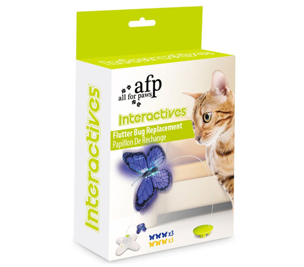 afp Nachfüllpack Interactives Flutter Bug, 6er-Pack