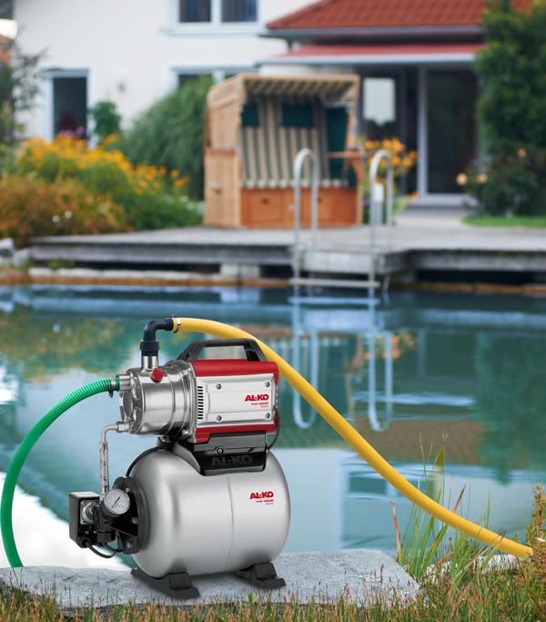 AL-KO Hauswasserwerk HW 3500 INOX