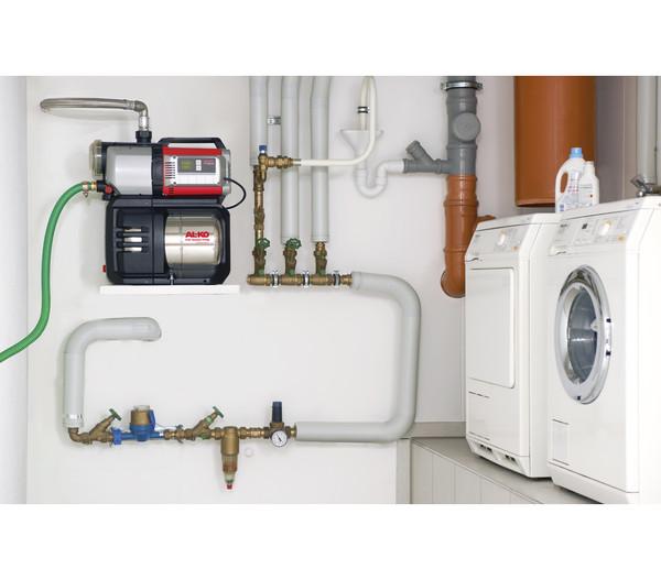 AL-KO Hauswasserwerk HW 6000 FMS
