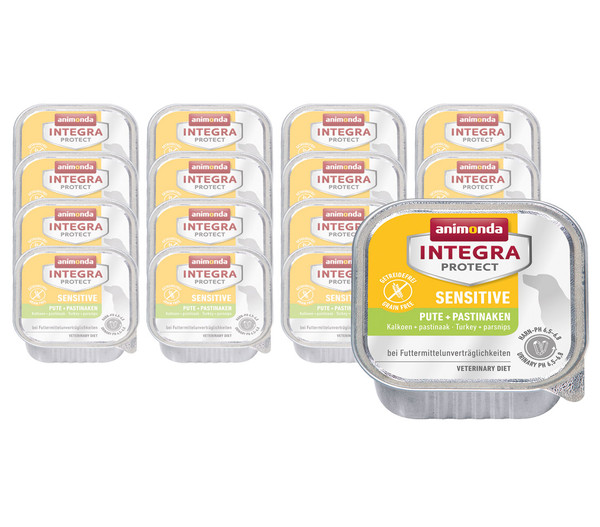 animonda INTEGRA PROTECT Nassfutter Sensitive, 11 x 150g