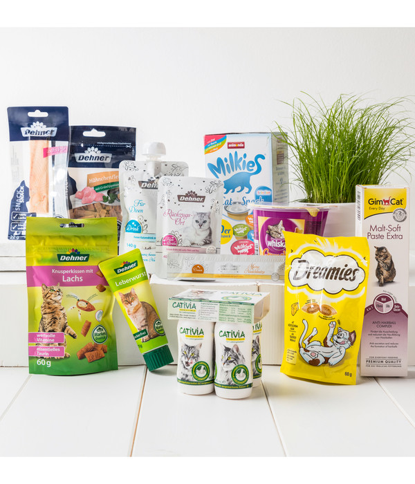 animonda Milkies® Katzensnack Selection, 20 x 15g