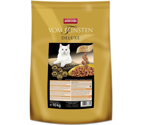 animonda Vom Feinsten Deluxe Grain-free, Trockenfutter, 10 kg
