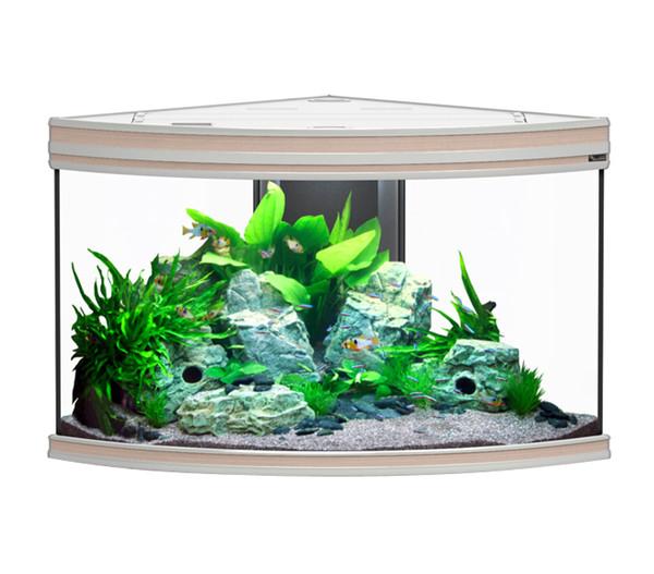 aquatlantis Aquarium Fusion Corner 100 LED 2.0