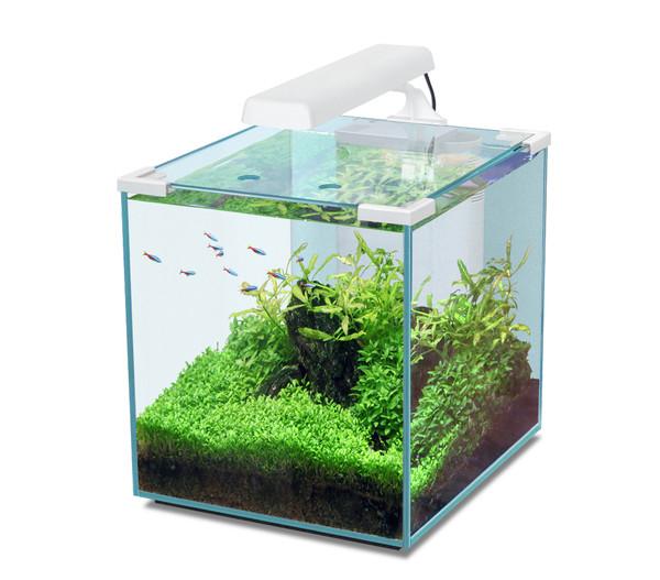 aquatlantis Aquarium Nano Cubic 30