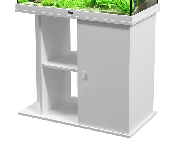 Aquatlantis Aquarium Unterschrank für Style LED 80x35