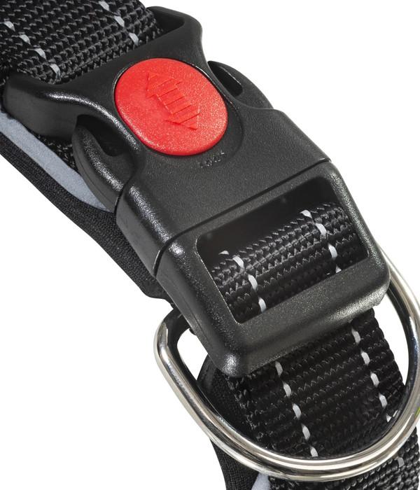 ArmoredTech® Hundehalsband Dog Control, schwarz