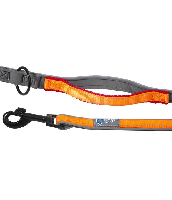 ArmoredTech® Hundeleine Multi Comfort, Orange