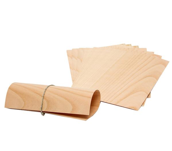 Axtschlag Räucherpapier