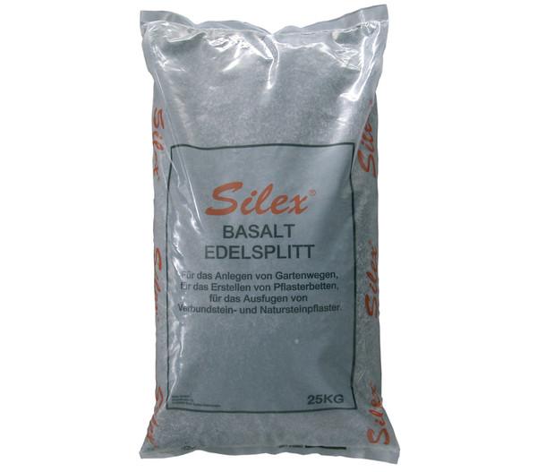 Basalt Edelsplitt, 2 - 5 mm, 25 kg