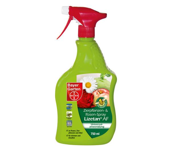 Bayer Zierpflanzen-& Rosen-Spray Lizetan® AF, 750 ml