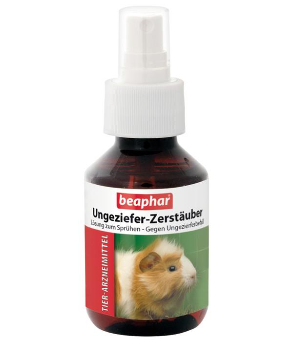 beaphar Ungeziefer-Zerstäuber für Kleinnager, 100 ml