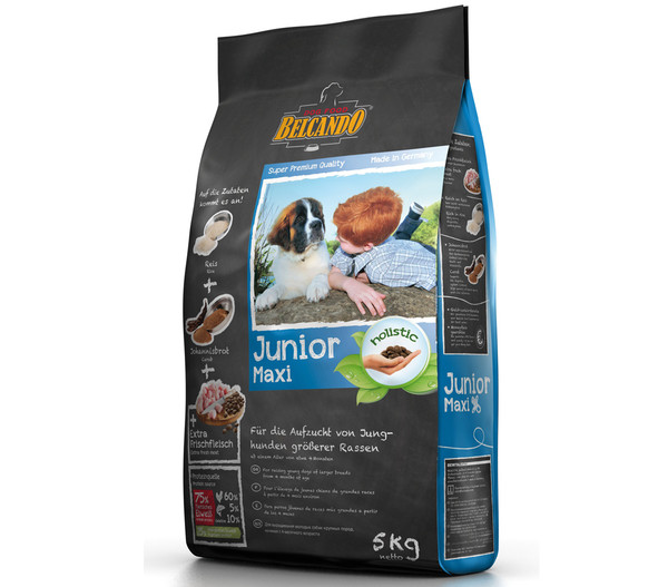 BELCANDO® Trockenfutter Maxi Junior