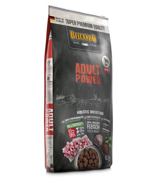 BELCANDO® Trockenfutter Power Adult