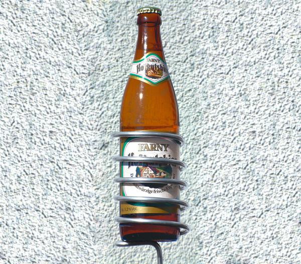 Bellissa Bierflaschenhalter, 100 cm