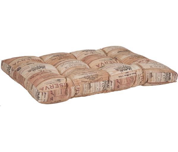 beo Lounge-Sitzkissen, Dessin BE750, 120 x 80 x 16 cm