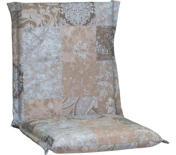 beo Niederlehnerpolster Ascot, Dessin BE748, 100 x 52 x 8 cm