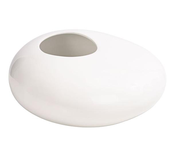 Übertopf aus Keramik, 38 x 33 cm