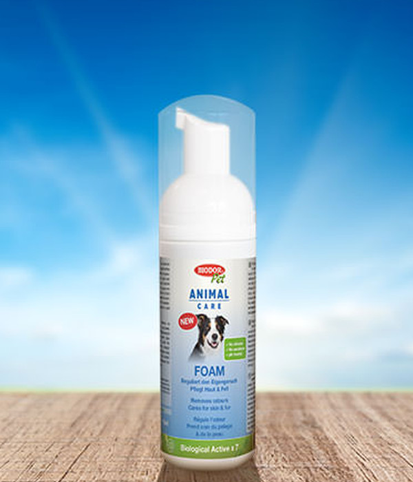 Biodor Pet Animal Care Foam, 150 ml