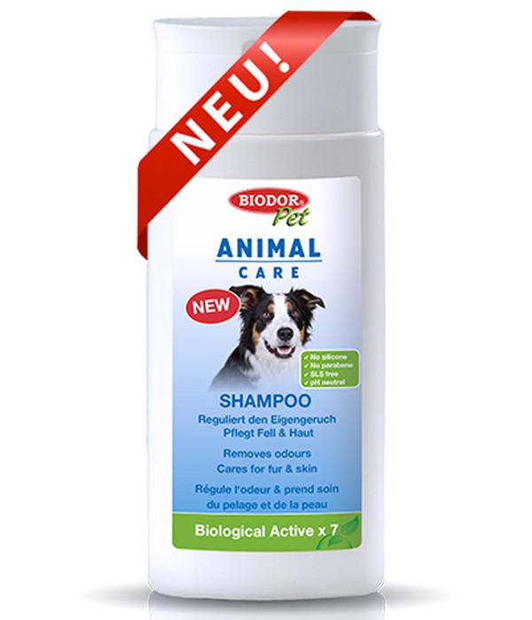 BIODOR Pet Animal Care Hundeshampoo, 200ml