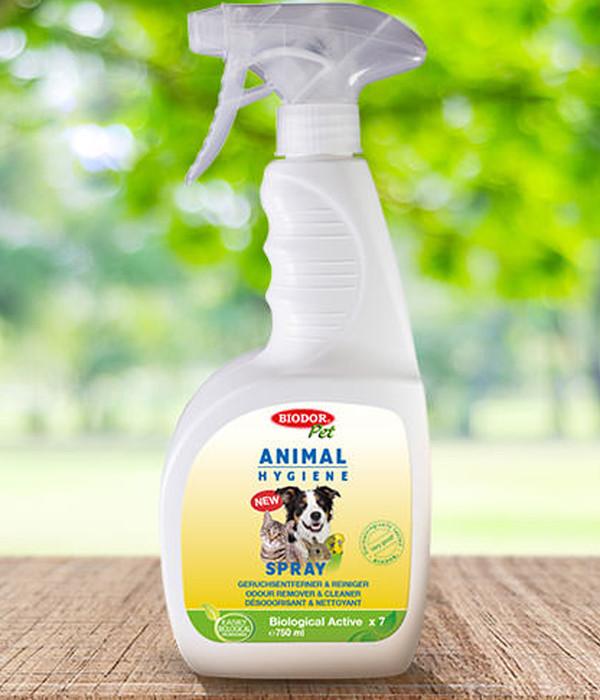 Biodor Pet Animal Geruchsentferner & Reiniger Spray, 750 ml