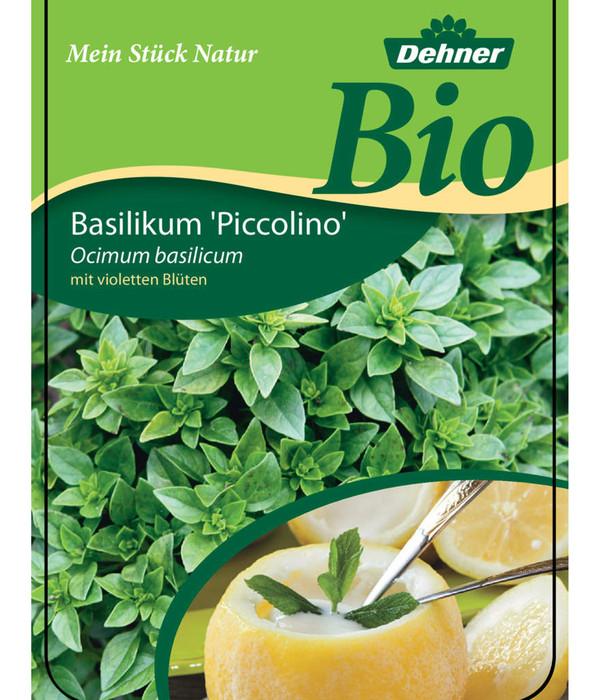 Bioland Basilikum 'Piccolino'