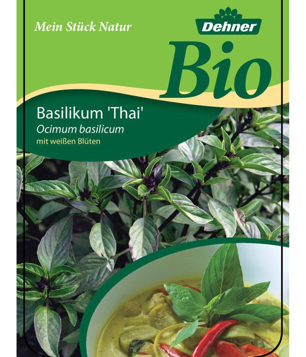 Bioland Basilikum 'Thai'