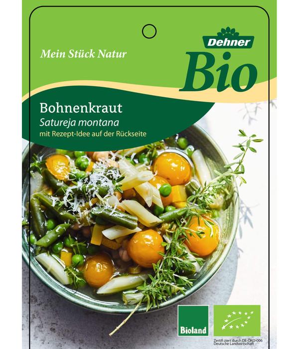 Bioland Bohnenkraut