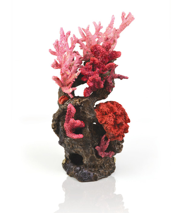 biOrb® Aquariumdeko Korallenriff Ornament, rot