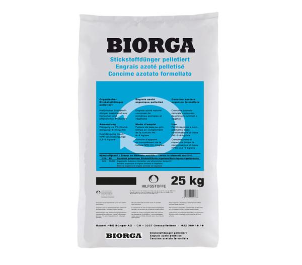 Biorga 25 kg Stickstoffdünger pelletiert