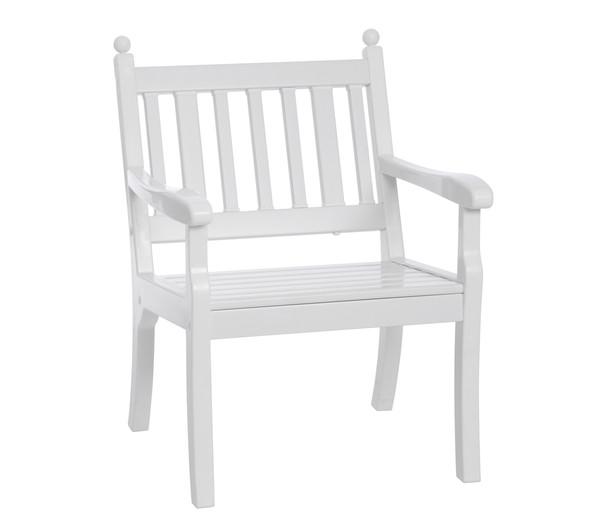 Blome Sessel Hohenzollern, 68 x 69 x 88 cm, weiß