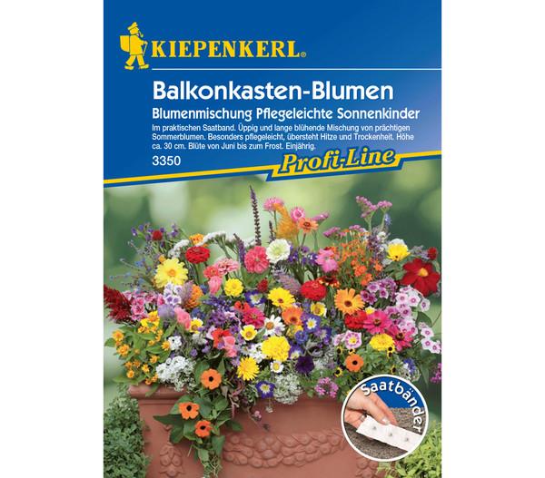 Blumenmischung Sonnenkinder, Saatgut von Kiepenkerl