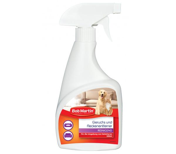 Bob Martin Geruchs- und Fleckenentferner für Haustiere, 500ml