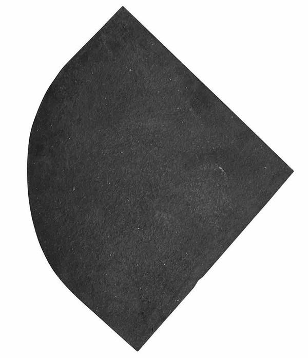 Bodenplatte Celona für Ampelschirme,55 x 49 x 4 cm