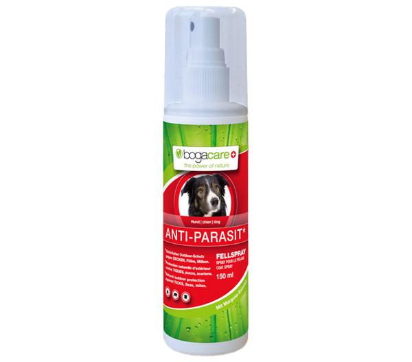 Bogacare Anti-Parasit, Fell-Spray für Hunde, 150 ml