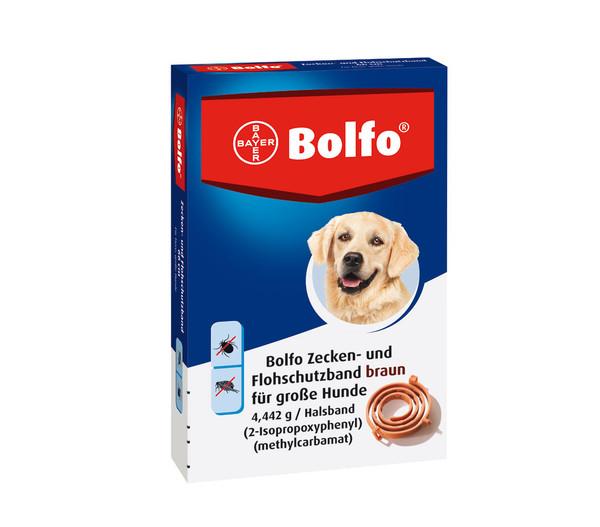 Bolfo Flohschutzband für Hunde, 65 cm