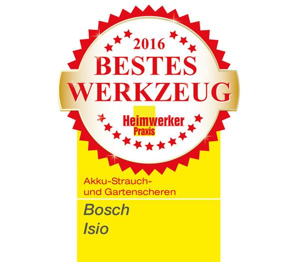 Bosch Akku-Gras- und Strauchscheren-Set Isio